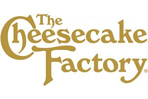Nash County Logo Cheesecake Factory