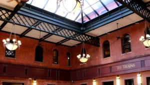 Nash County ED Homepage Train Station